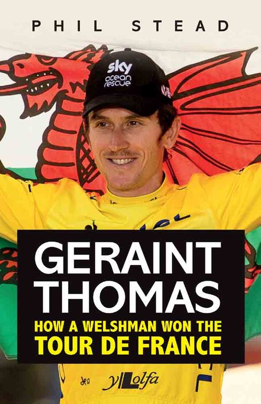 Llun o 'Geraint Thomas: How a Welshman Won the Tour de France' 